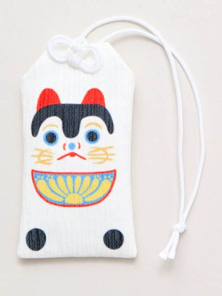 OMAMORI Lucky Charm Pouch-Ametsuchi
