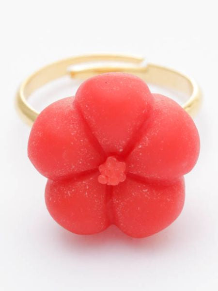 Japanese Sweets Charm Ring