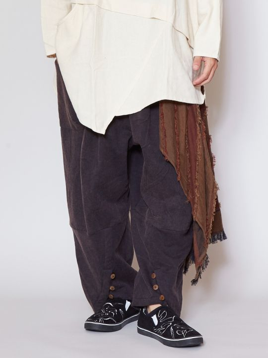 Patchwork Bohemian Pants