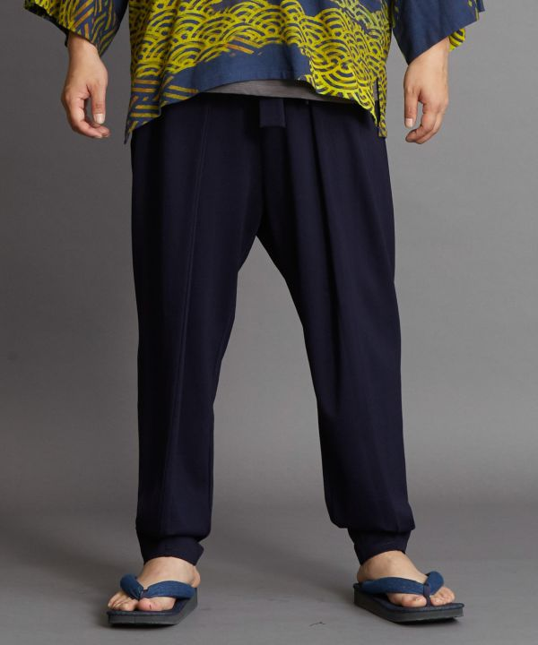 Peaceful MONPE Pants-Pants & Shorts-Ametsuchi