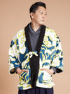 Floral HANTEN Room Jacket-Others-Ametsuchi