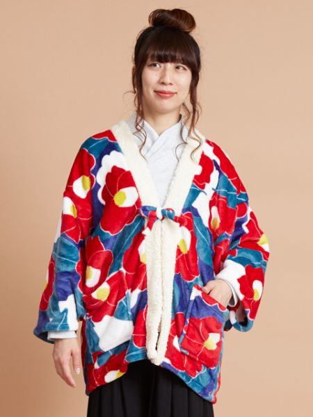 Floral HANTEN Room Jacket -Others-Ametsuchi