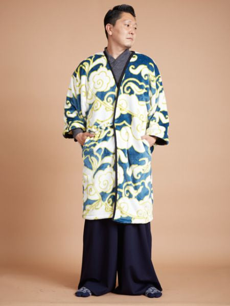 Floral Room KIMONO Robe -Others-Ametsuchi