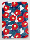Floral Throw S-Bed Linens-Ametsuchi