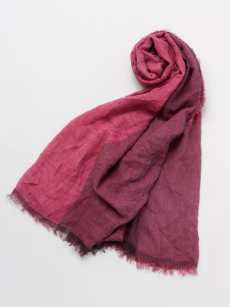 Bi Color Shawl-Ametsuchi