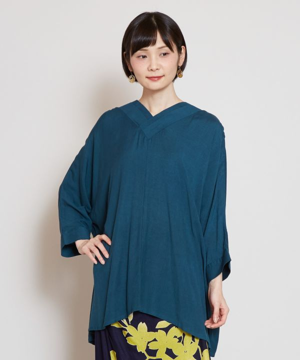 Fleeting Beauty HAKKAKE Top