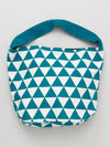 Fish Scale Pattern Bag