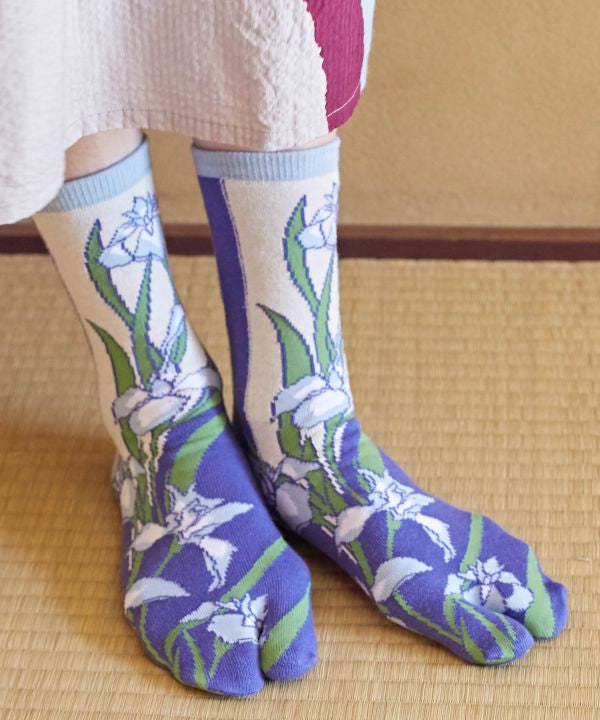 Chaussettes TABI AYAME 23-25cm