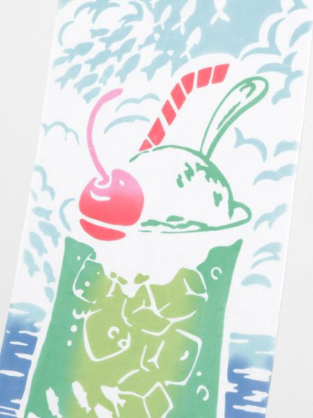 TENUGUI Towel - Soda Float