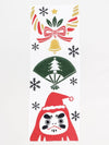 TENUGUI Towel-Japan CHRISTMAS-Ametsuchi