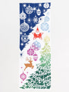 TENUGUI Towel-Christmas Tree-Ametsuchi