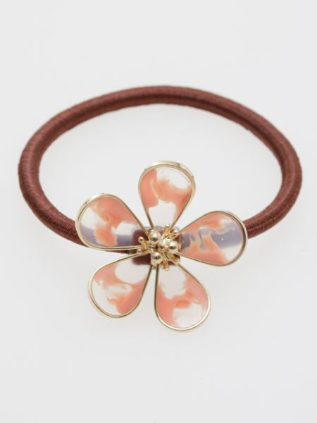 Gradient Color Flower Hair Band
