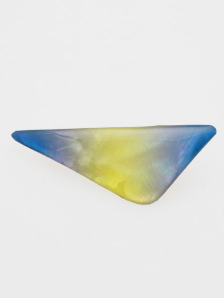 Multi Gradient Color Triangle Hair Clip