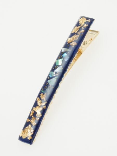 Gold Glazing Feel Hair Clip