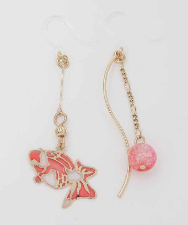 KISSHO Auspicious Earrings