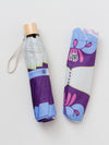 Iris Pattern Foldable Umbrella SHINE or RAIN-Ametsuchi