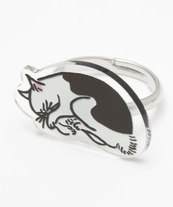 UKIYOE Animal Ring