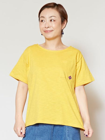 SUN & MOUNTAIN Slub Cotton Tee