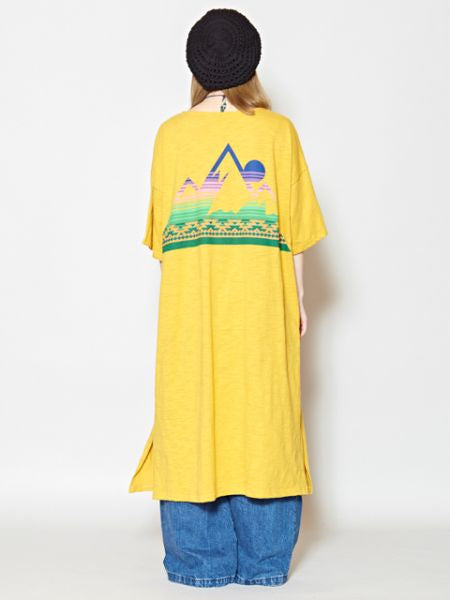 Robe en coton SUN & MOUNTAIN