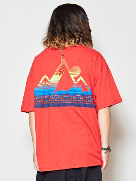 SUN & MOUNTAIN Men 's Tee-Ametsuchi
