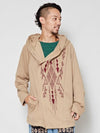 Navajo Pattern Sweat Jacket-Ametsuchi