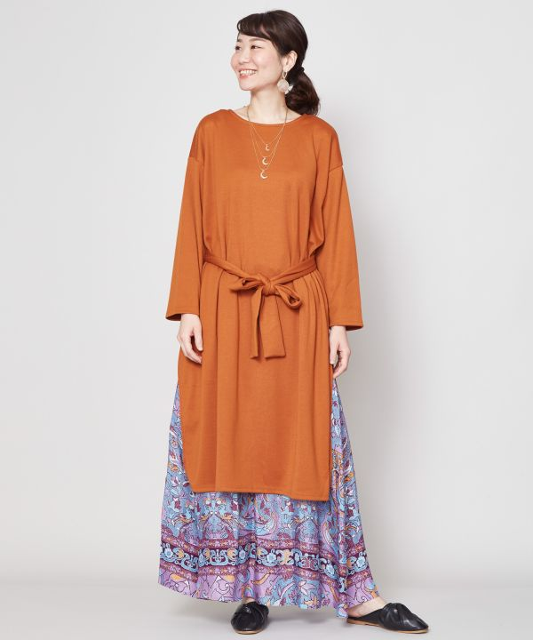 Robe caftan convertible