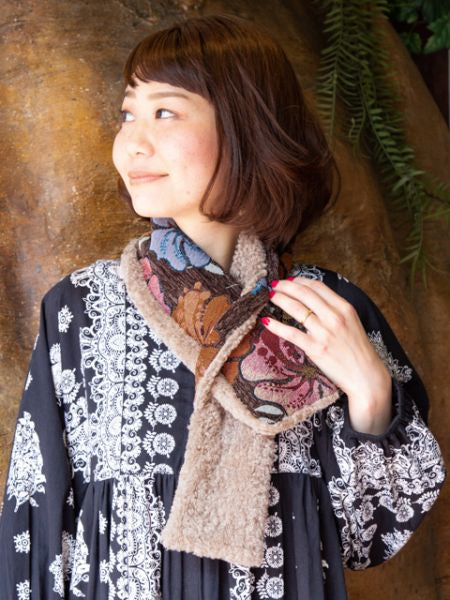Nomad Tippet Scarf
