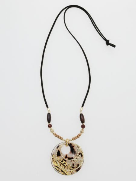 Samoan Tribe Style Necklace-Ametsuchi