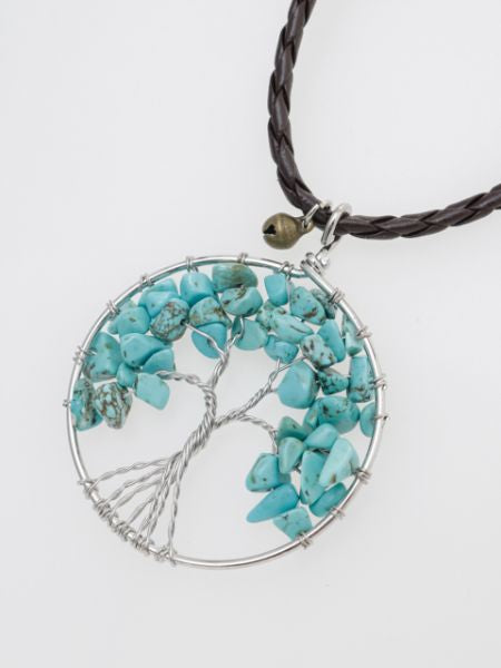 Tree of Life Necklace-Ametsuchi