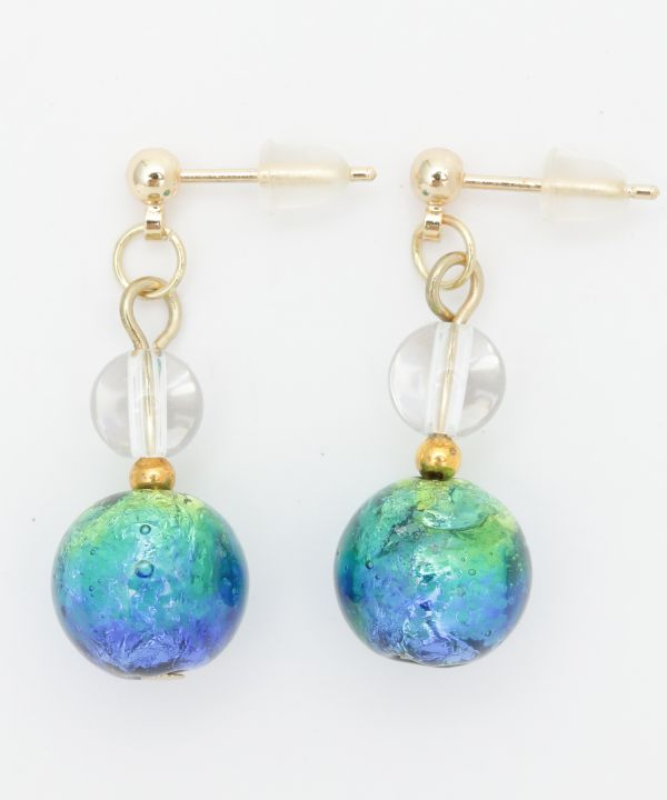 Light Glow HOTARUDAMA Earrings