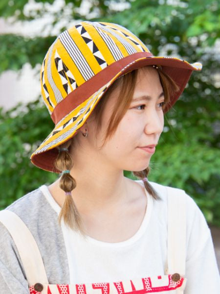 Reversible Mountain Hat-Ametsuchi