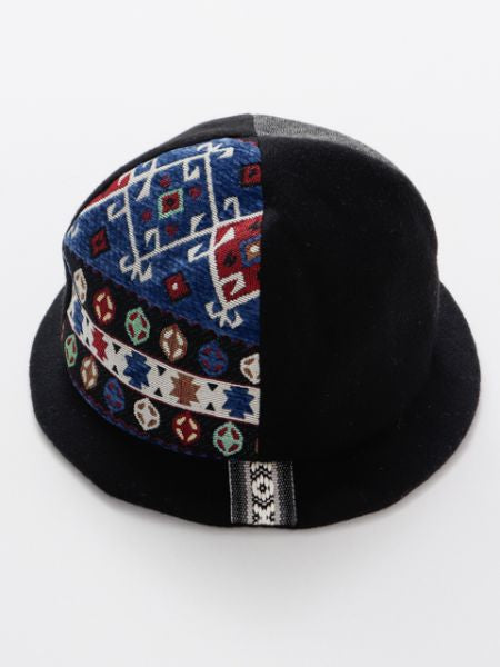 Patchwork Mountain Hat