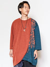 Layered Oversized Top-Ametsuchi