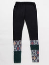 Legging Jahit Fluffy Knit-Ametsuchi