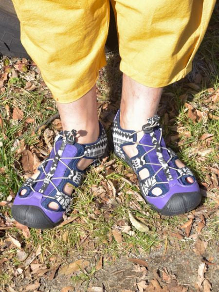 Men's Outdoor Hiking Sandals-Ametsuchi