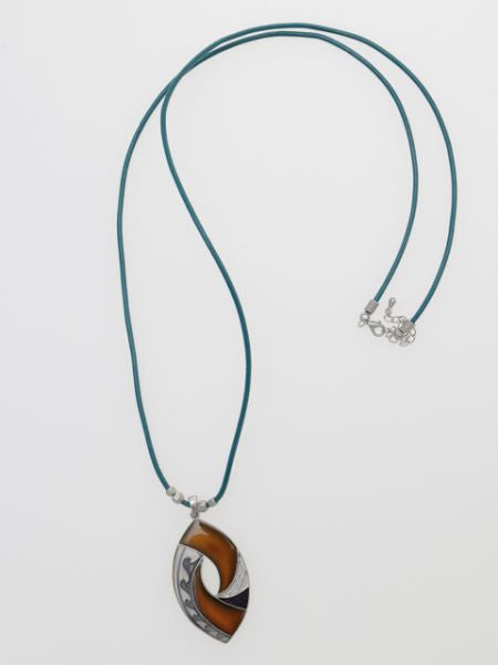 Collier Tribal Wave Mood-Colliers-Ametsuchi
