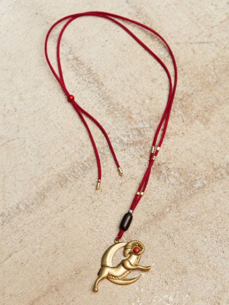 Astrology Necklace-Necklaces-Ametsuchi