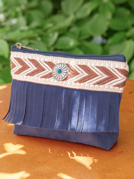 Navajo Style Pouch