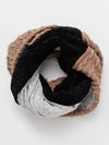 Reversible Patchwork Snood