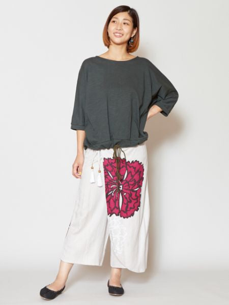 Dianthus Wrap Pants