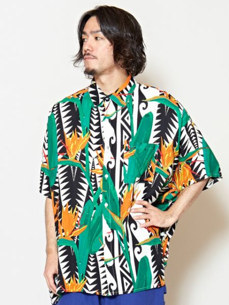 Bird of Paradise Men's Shirt