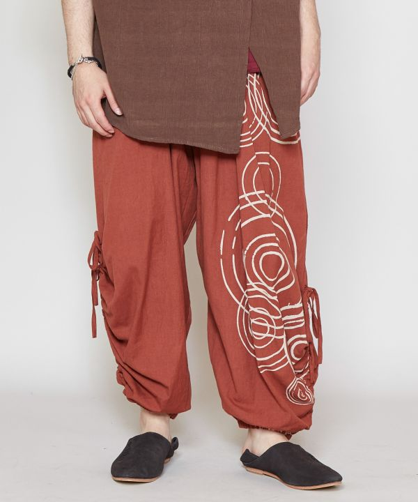 Ripples Harem Pants