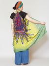 Sun Wearable Sarong-Ametsuchi
