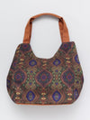 Exotic Pattern Print Tote Bag
