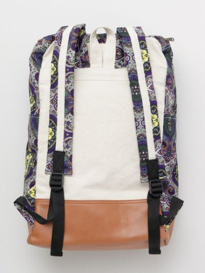 Exotic Pattern Print Backpack