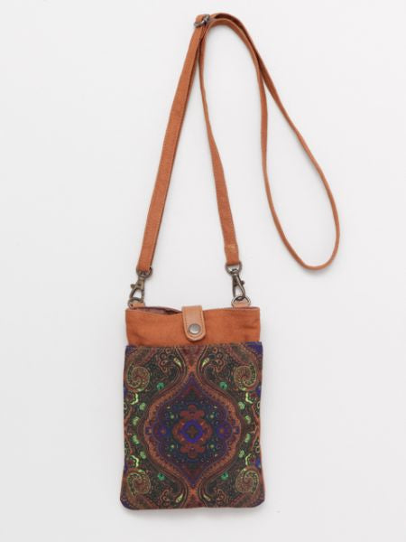 Islamic Geometric Pattern Mini Shoulder Bag