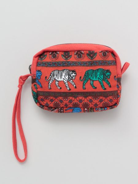 Ethnic Animal Pattern Pouch