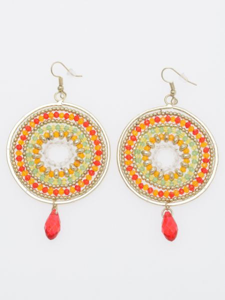 Anting-anting MANDALA Manik-Anting-Ametsuchi