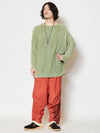 Tribal Pattern Men's Harem Pants-Pants & Shorts-Ametsuchi