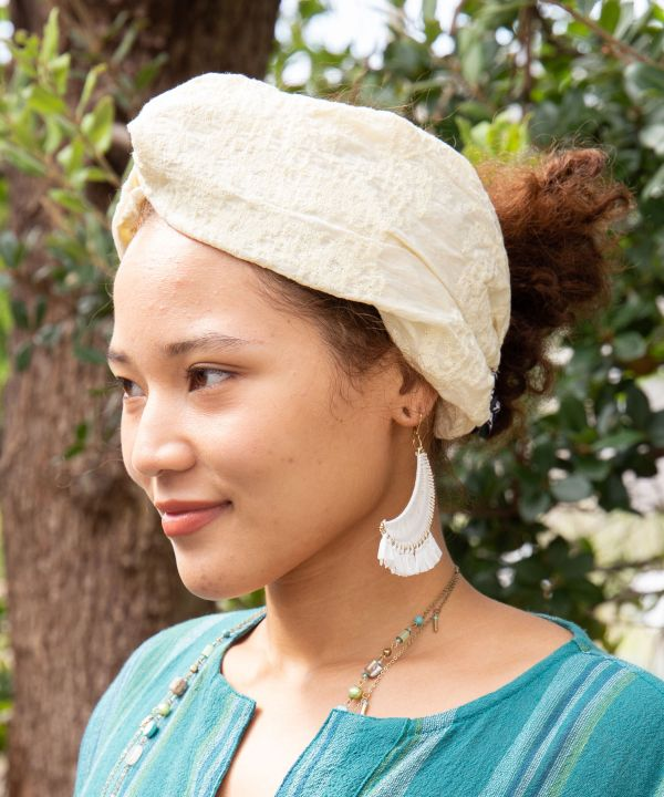Nomad Convertible Hair Band-Hair Accessories-AMINA- Ametsuchi